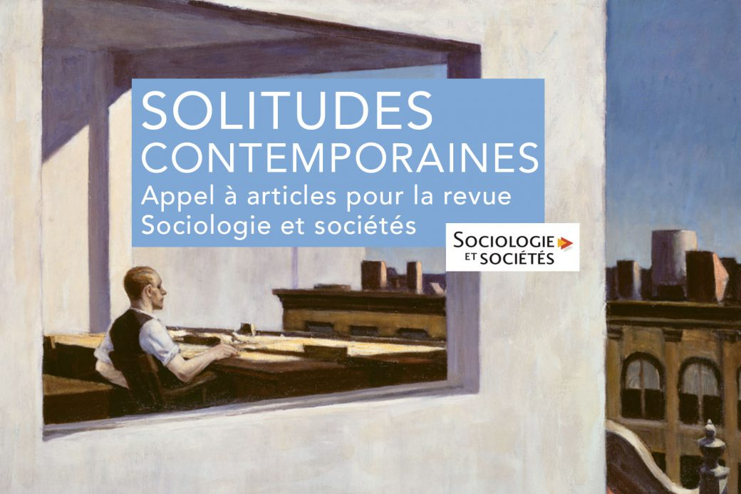 Solitudes contemporaines